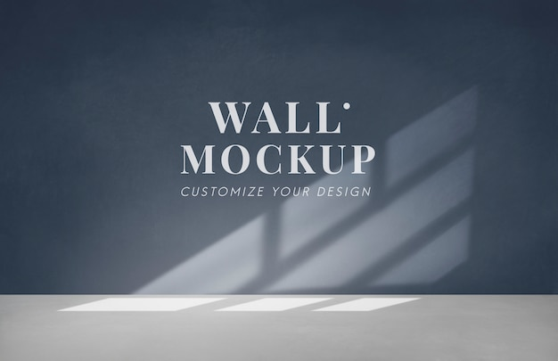 Wall Mockup Free Vectors Stock Photos Psd