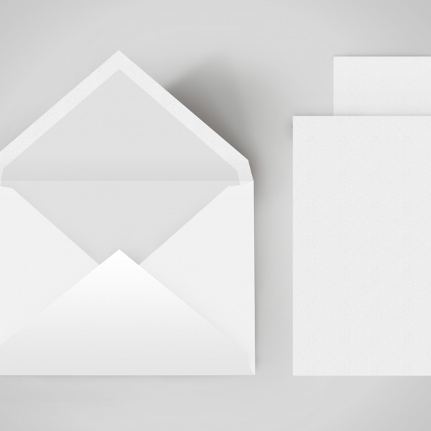 Envelope Template Design Psd File | Free Download