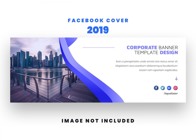 Premium Psd Facebook Cover Page,Modern Home Design Plans In India