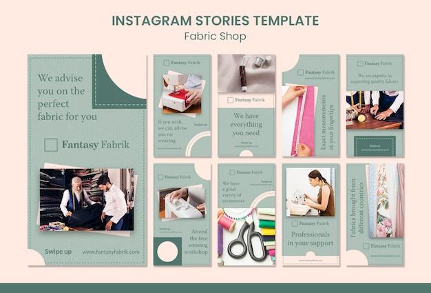 Modello di storie di instagram di concetto di moda Psd Gratuite