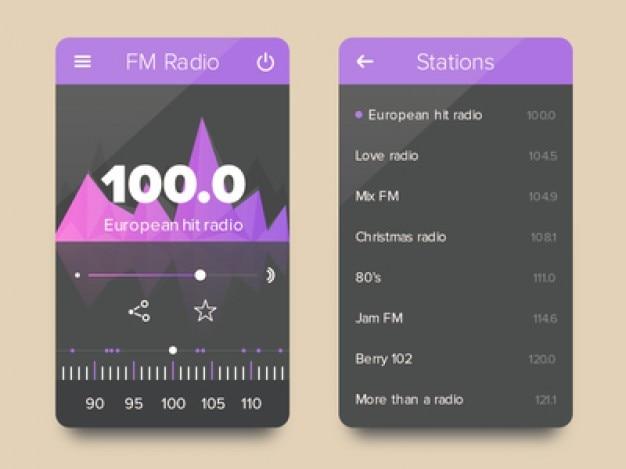 mobile radio application free download
