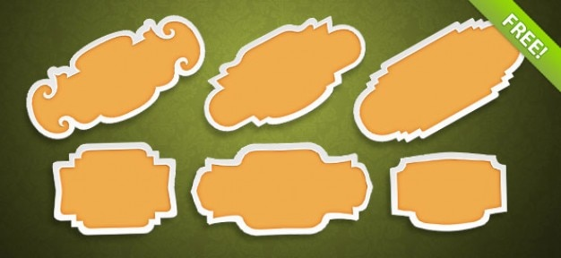 Free Psd Badge Templates PSD File Free Download