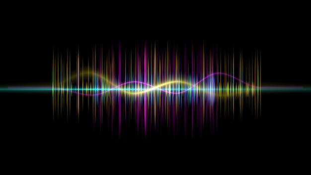 Frequency audio music equalizer digital Premium Psd