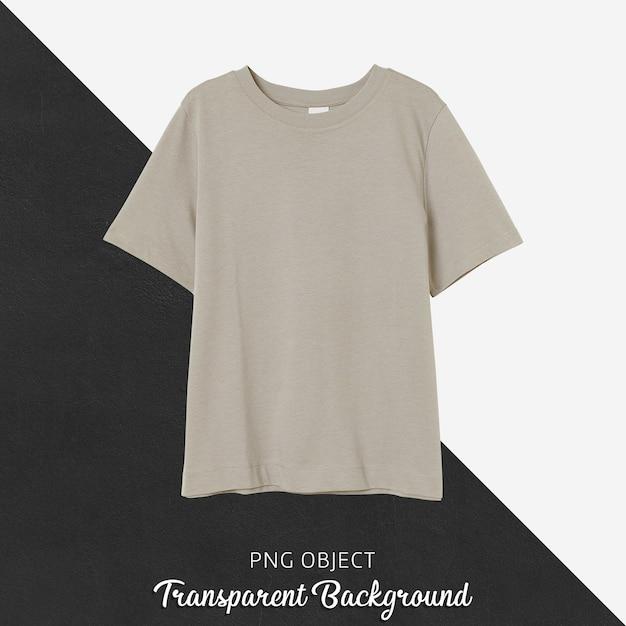 기본 남자 친구 Tshirt 모형의 전면보기 프리미엄 PSD 파일