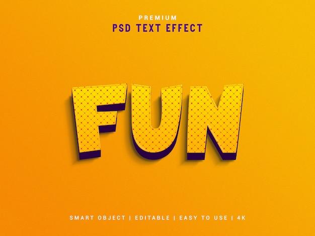 Создатель текстовых эффектов Premium Psd