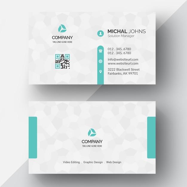 Geometric business card psd file premium download geometric business card premium psd reheart Choice Image