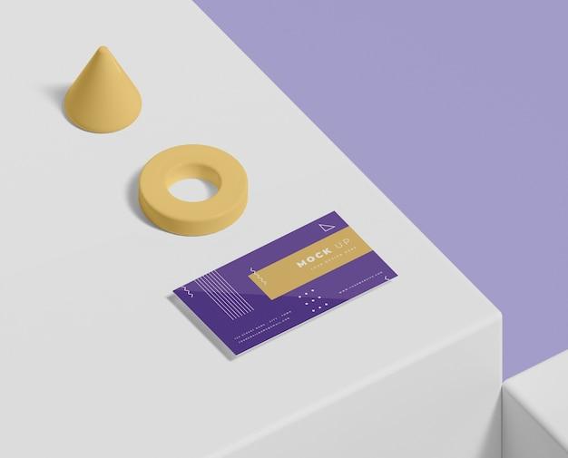 기하학적 도형 개념 모형 무료 PSD 파일