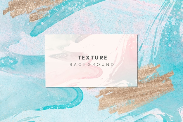 Glitter and paint background Free Psd