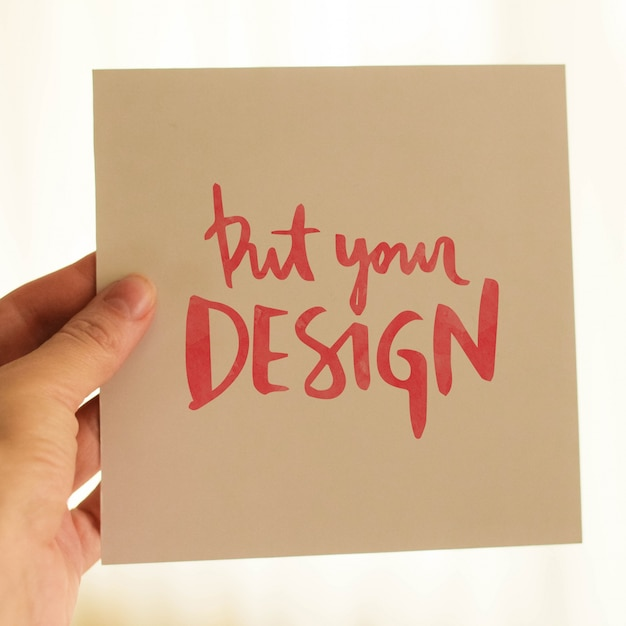 Greeting Cards Template Design Free Psd