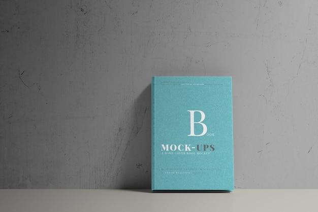 Mockup di libro con copertina rigida Psd Gratuite