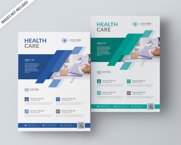 Healthcare and medical cover Premium Psd