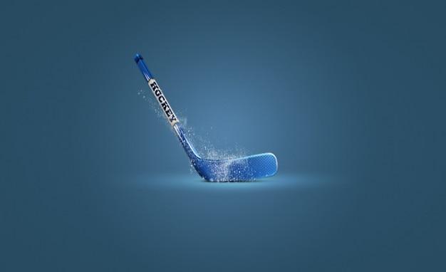 Hockey hockey stick ice icon sport Free Psd