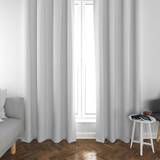 Дизайн интерьера гостиной Бесплатные Psd