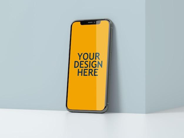 아이폰 11 1 프리미엄 PSD 파일