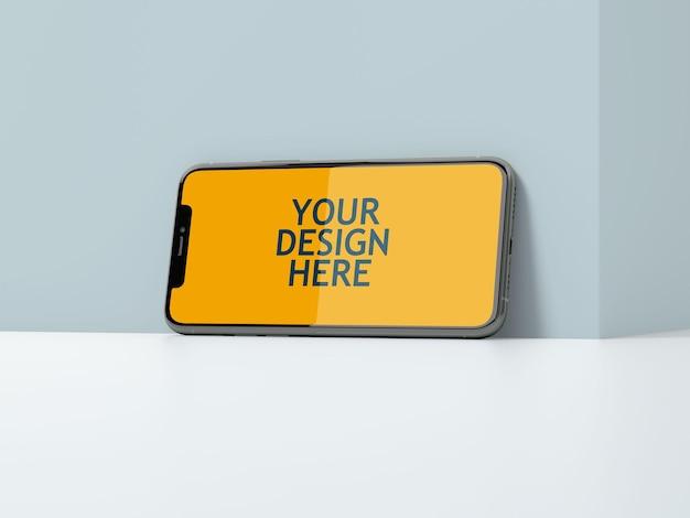 아이폰 11 2 프리미엄 PSD 파일