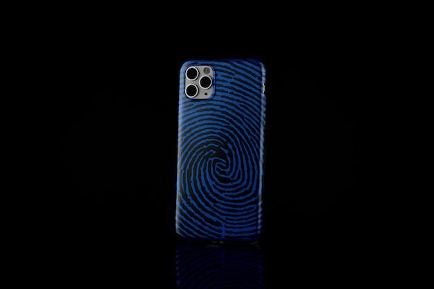 아이폰 11 프로 맥스 케이스 모형 프리미엄 PSD 파일