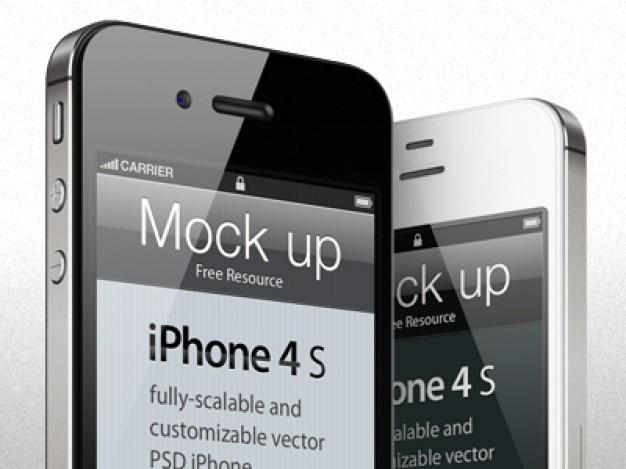 iphone s template psd mock up freebie psd file