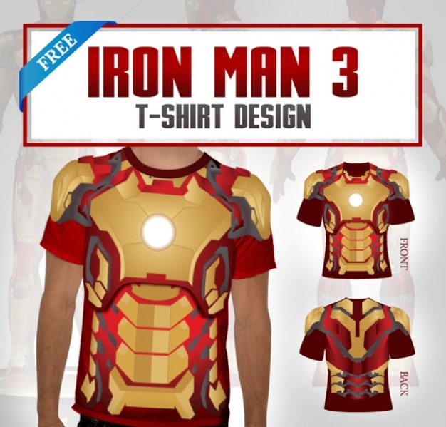 Iron rush free templates.