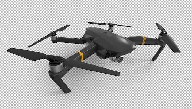 Изолированные 3d дрон визуализации. Premium Psd