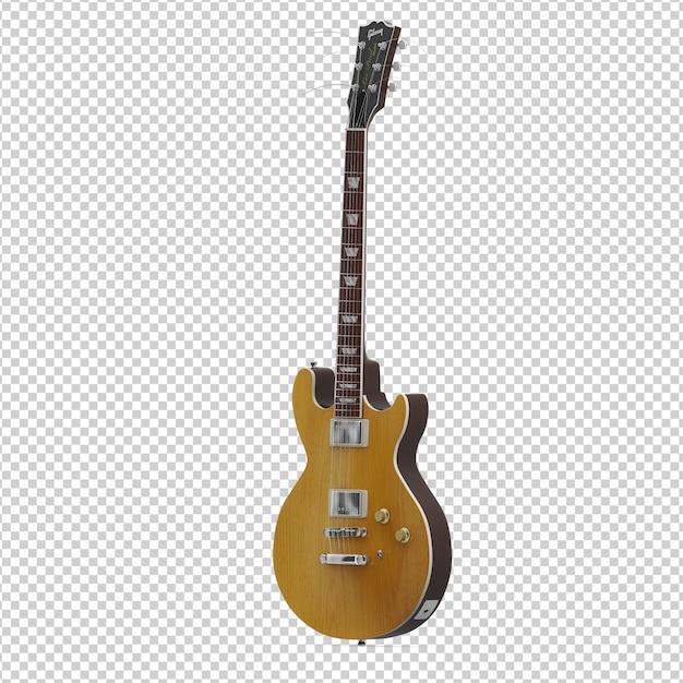 Изометрическая гитара Premium Psd