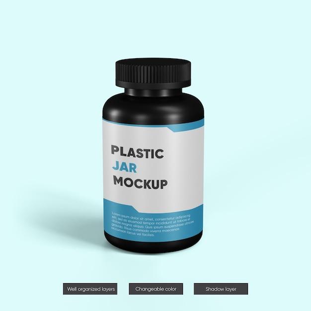 Jar Mockup 프리미엄 PSD 파일