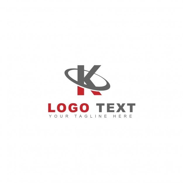 K letter logo Free Psd