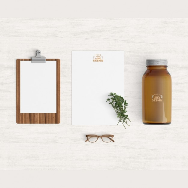 Kitchen Products Mock Up Psd File Free Download