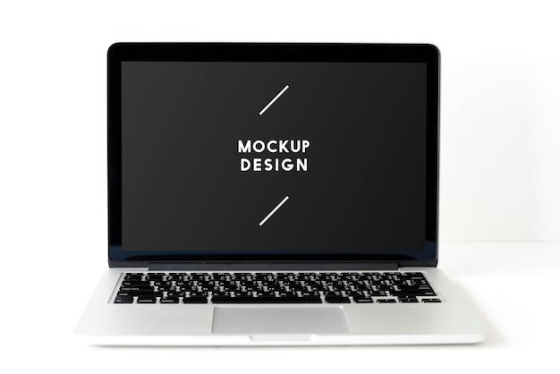 Laptop digital device screen mockup Free Psd