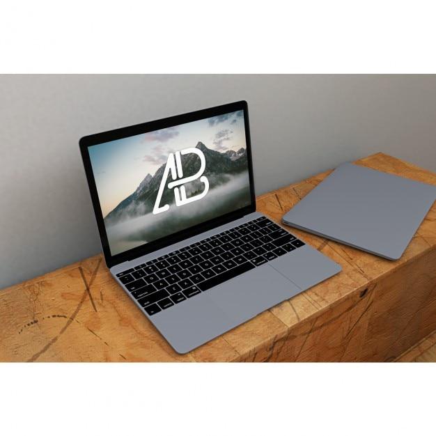 Laptop mock up 1135 15