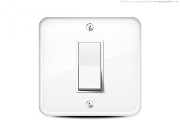 Light switch icon Free Psd