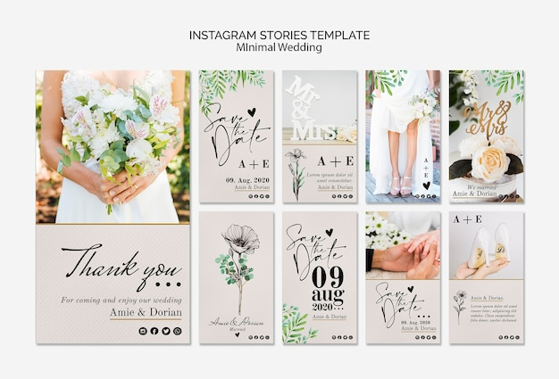 35 free instagram square templates for social media influencers.