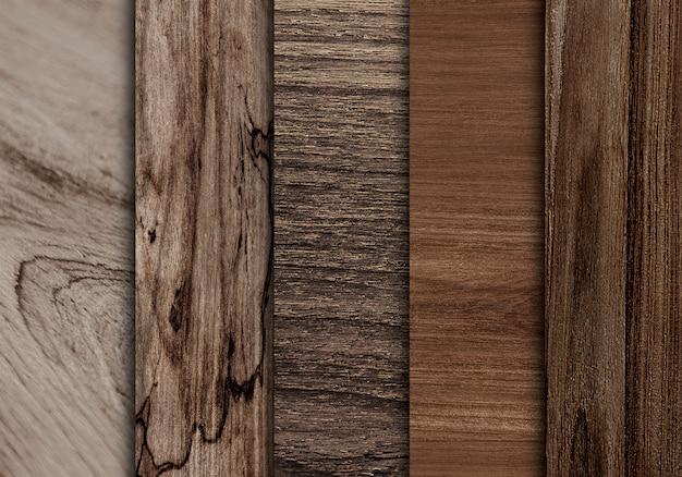 Mixed wooden flooring Free Psd