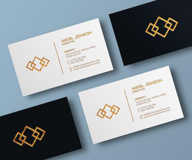 명함 및 로고 이랑 프리미엄 PSD 파일
