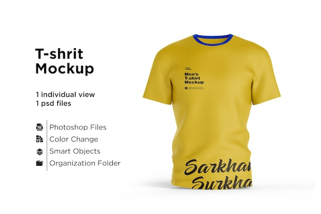 Download Yellow T Shirt Psd 50 High Quality Free Psd Templates For Download PSD Mockup Templates