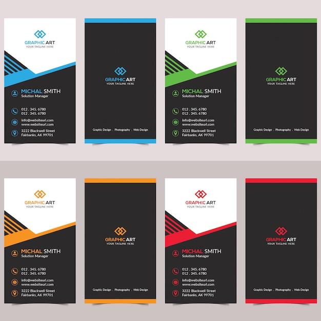 Modern Corporate Business Card Psd Template Mockups Psd Mockups
