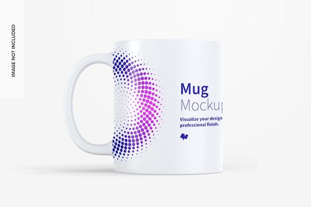 Mug mockup Premium Psd