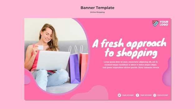 온라인 쇼핑 배너 서식 파일 디자인 무료 PSD 파일