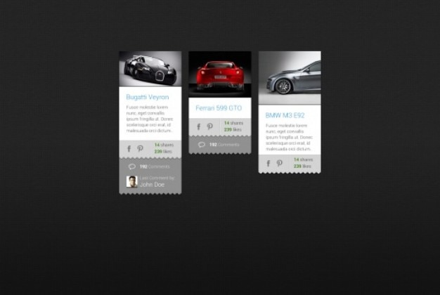 pinterest template style pins psd psd file free download