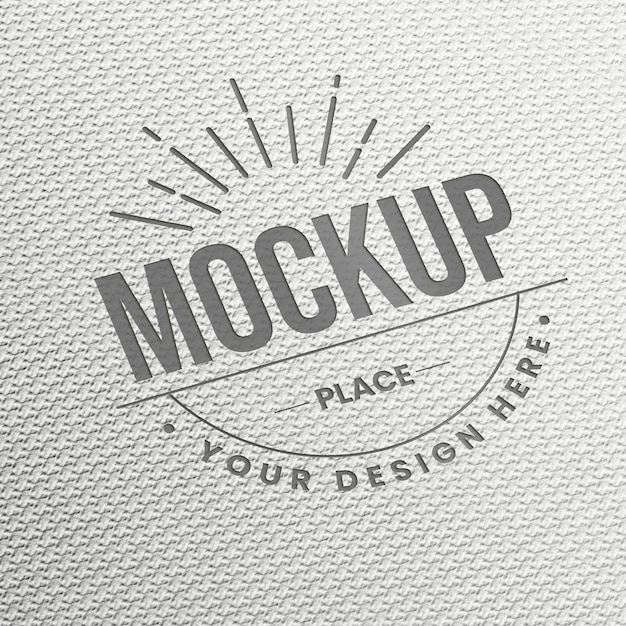 Place your design here Free Psd
