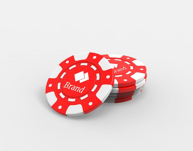Макеты фишек для покера Premium Psd