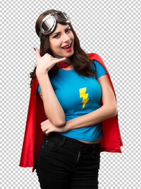 Cute asian superhero girl 10