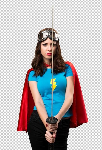 cute-asian-superhero-girl