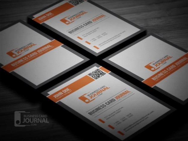 Professional Business Card Template PSD PSD File Free Download - Professional business cards templates