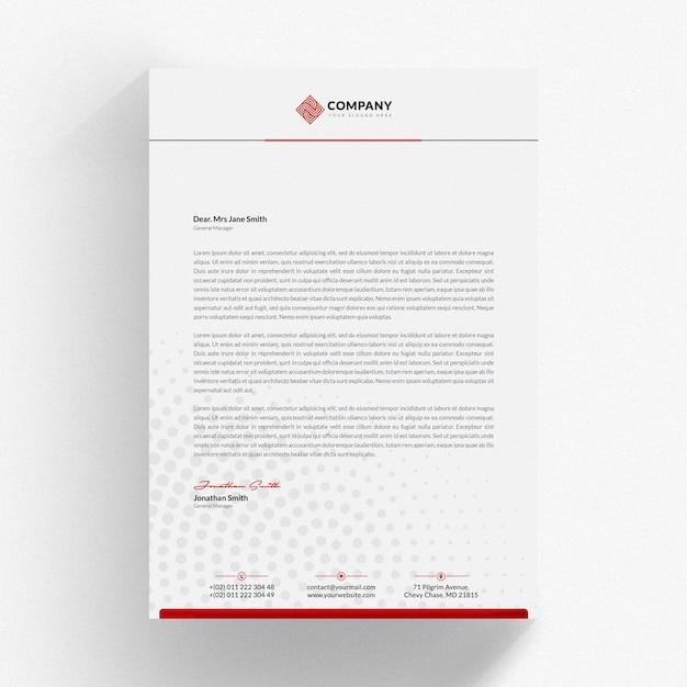 Professional business letter template PSD file | Premium ... on flyer templates, print brochure templates, crime scene markers templates, black shopping bag templates, photography website templates, fancy title templates, page layout templates, simple memory mates templates, household notebook templates, 1 page brochure templates, label templates, pdf templates, create your own ticket templates, logo templates, photography portfolio templates, text templates, website header templates, internet auto sales templates, photography branding templates, newsletter templates,