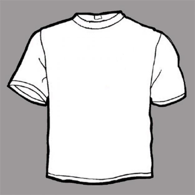 Psd Shirt Temp Front PSD File