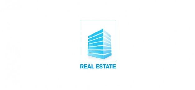 Real estate logo design template Free Psd