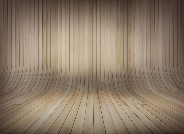Realistic wood background Free Psd