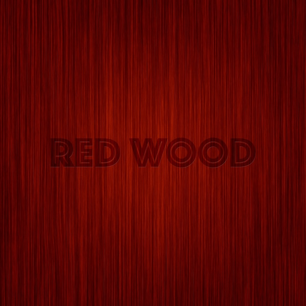 Red wood background design Free Psd