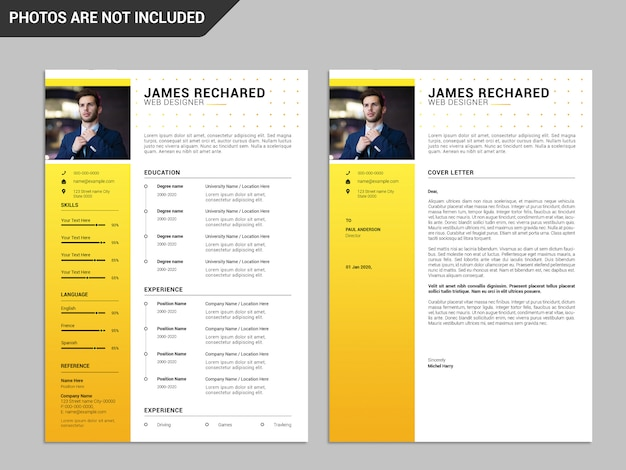 resume template  professional resume template  creative