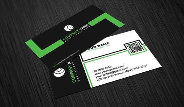 Retro business card template in three colors psd file free download retro business card template in three colors free psd accmission Image collections